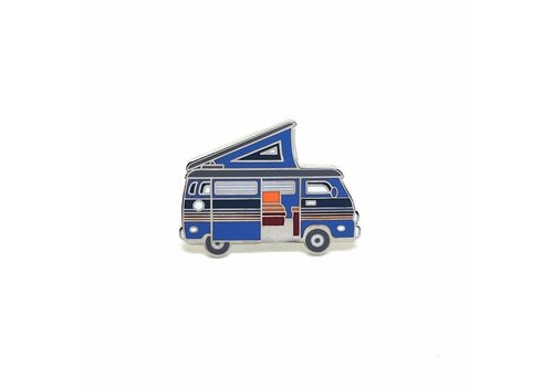 Lost Lust Supply Lost Lust Supply - Camper Van Isakov Edition  - Blue Pin