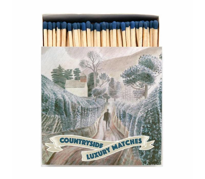 Archivist Gallery - Wet Afternoon - Matches