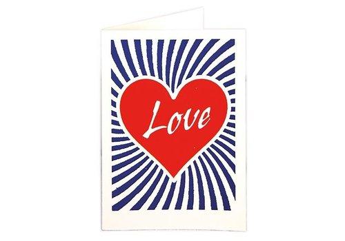 Archivist Gallery Archivist Gallery - Love Swirls - Greeting Card