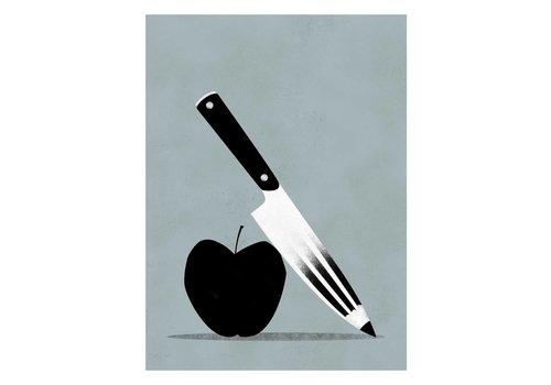Juanjo Gasull Juanjo Gasull - Attack your Creativity - A3 Print