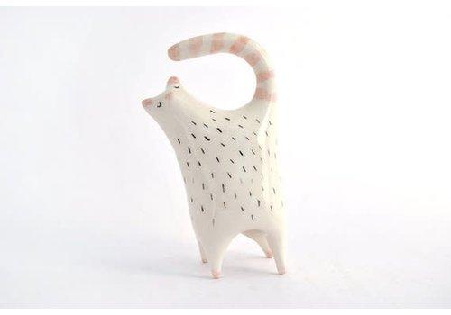 Barruntando Barruntando - Cat with Stripes  - Figure