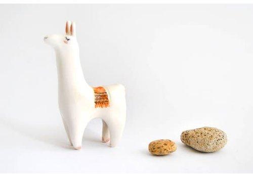 Barruntando Barruntando - Llama Figure