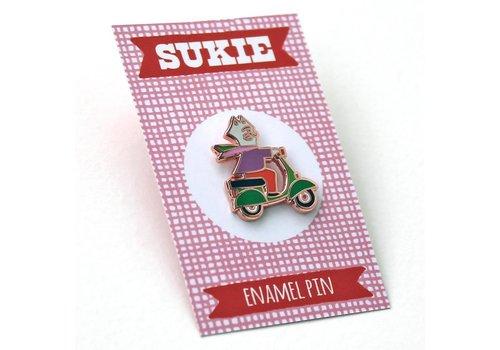 Sukie Sukie - Tina Florentina - Pin