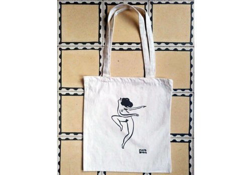 Flavita Banana Flavita Banana - Happy Woman - Totebag