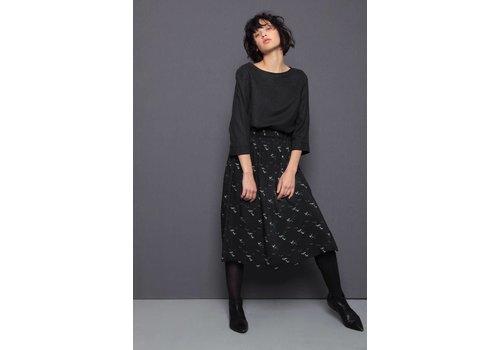 Misley Misley - Nagano Top - Dark Grey