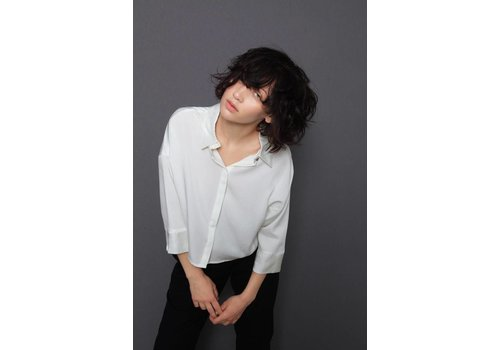 Misley Misley - Tokyo Shirt - White