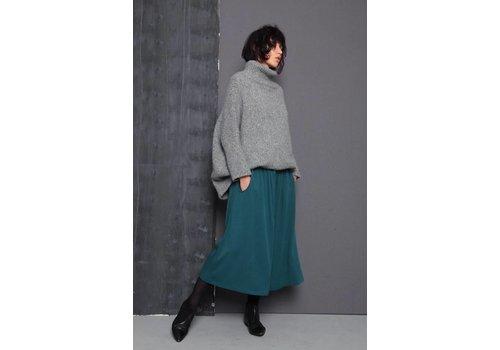 Misley Misley - Gyoza Skirt - Green