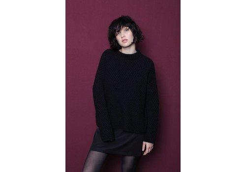 Misley Misley - Keep Warm Jumper - Black