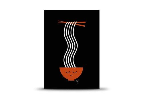 Studio Arhoj Studio Arhoj - Soba - Print Card