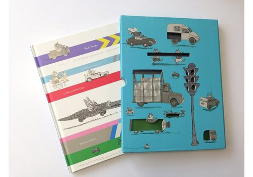 Penguin Books Paul Smith Cars & Trucks - Book