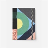Papier Tigre - The Roundabout Notebook - A5