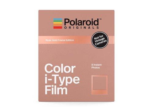Polaroid Polaroid - Color I-Type Film - Rose Gold Frames