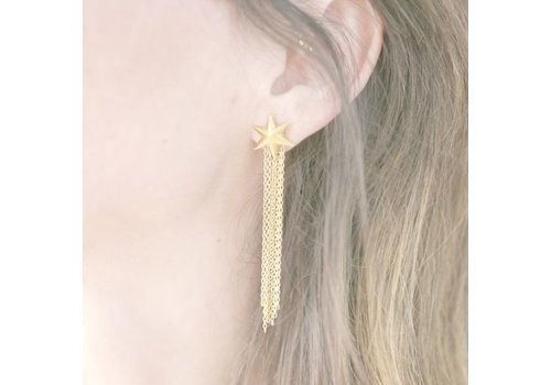 Xtellar Xtellar - Falling Star - Earrings