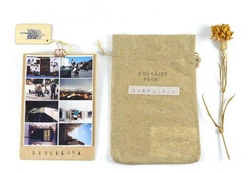Sonja Venäläinen Sonja Venäläinen - Memories From Barcelona - Sticker Set