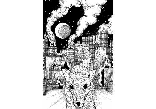 Rapha Hu Rapha Hu - Lilith - A5 Print