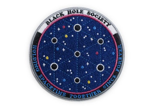 Ferran Capo Ferran Capo - Black Hole Society - Patch