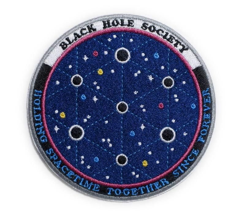 Ferran Capo - Black Hole Society - Patch