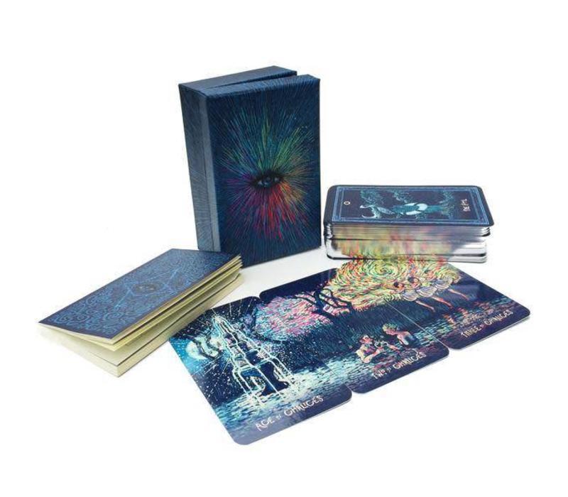 The Prisma Visions Tarot Deck - Grey Street