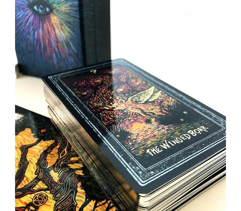 The Prisma Visions Tarot Deck