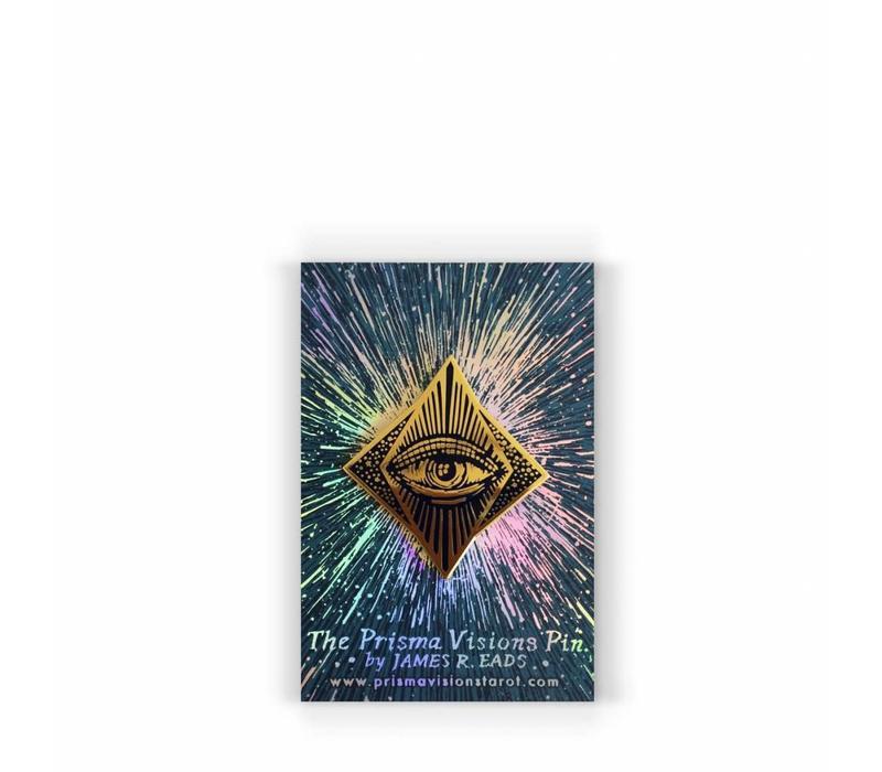 Prisma Visions Pin - Navy