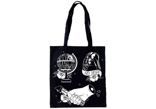 La Barbuda La Barbuda - Dark Side - Totebag