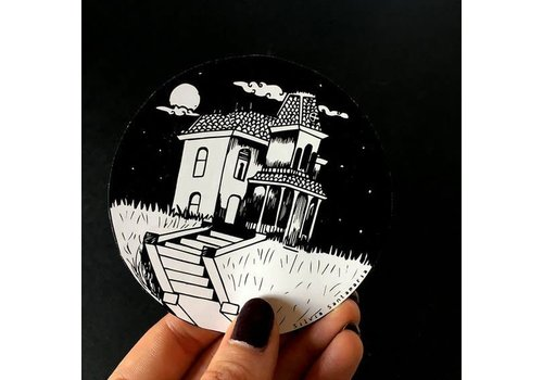 Silvia Santa Maria Silvia Santamaria - Bates Motel - Sticker