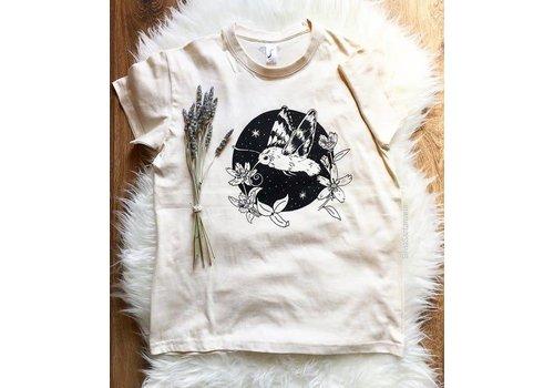 Silvia Santa Maria Silvia Santamaria - Moth Hummingbird T-Shirt