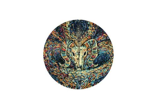 Prisma Visions James R. Eads - The Emperor - Sticker