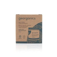 Georganics - Natural Mineral-rich Toothpaste - English Peppermint 120ml
