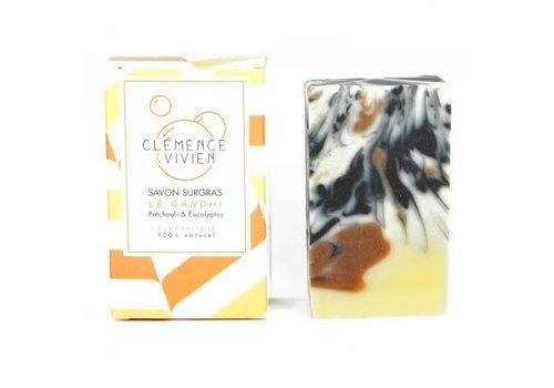 Clémence & Vivien Clémence & Vivien - Revitalizing Soap With Eucalyptus and Patchouli
