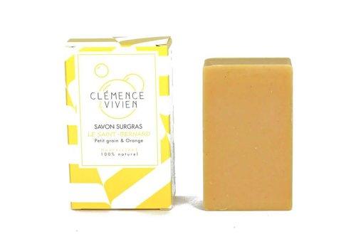 Clémence & Vivien Clémence & Vivien - Turmeric and Orange Soap