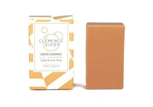 Clémence & Vivien Clémence & Vivien - Pink Clay Soap For Sensitive Skins