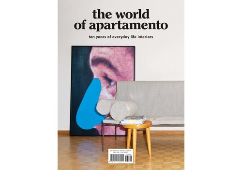 Abrams Books The World of Apartamento - Book