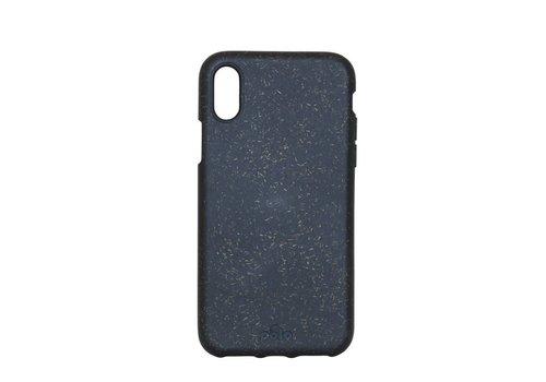 Pela Pela Case - Eco-Friendly iPhone X Case - Black