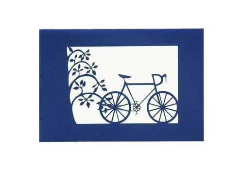 XiuXiu Xiuxiu - Bicicleta - Greeting Card