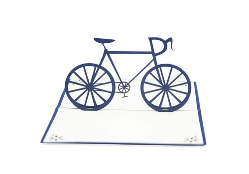 XiuXiu Xiuxiu - Bicyle - Greeting Card