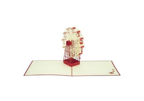 XiuXiu XiuXiu - Roda de Fira - Greeting Card
