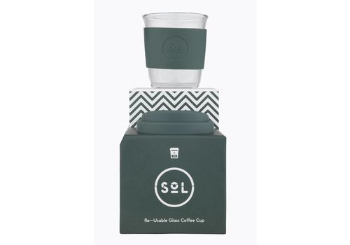 SoL Cups SoL - Deep Sea Green - Reusable 8oz Cup