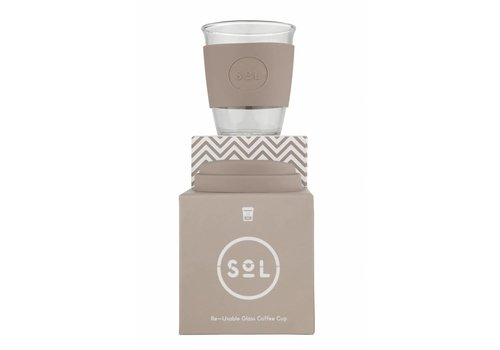 SoL Cups SoL - Seaside Slate - Reusable 12oz Cup