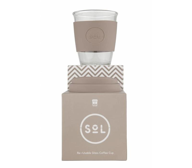 SoL - Seaside Slate - Reusable 12oz Cup