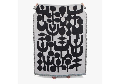 Slow Down Studio - Eloise Renouf November Throw