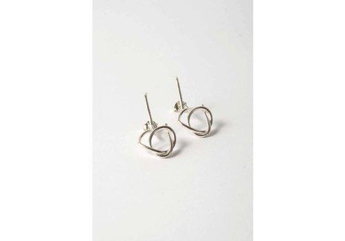 Naida C. castel Naida C. Castel - Dreamland Earrings Silver