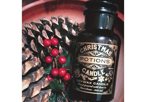 Potions X'MAS Candle Special Edition (250 ml) Spices