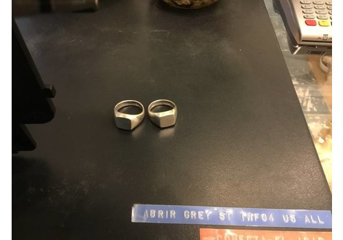 Xtellar Xtellar - Basic Ring - Silver