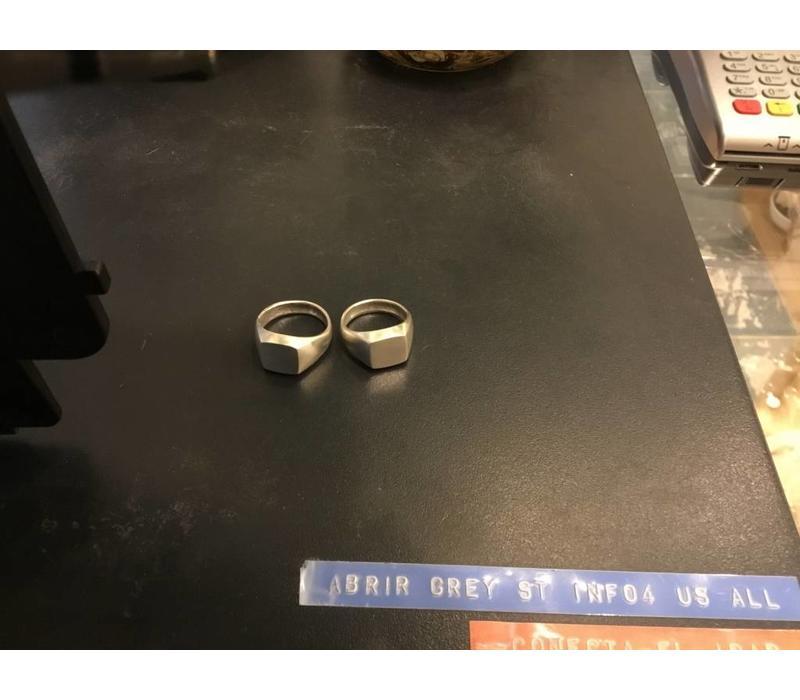 Xtellar - Basic Ring - Silver