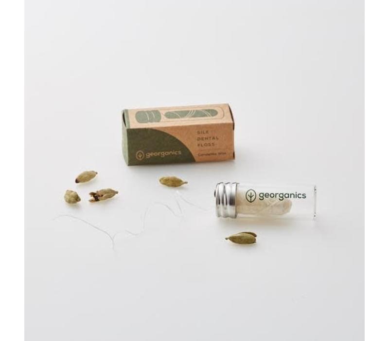 Georganics - Refill Dental Floss Natural - Cardomom