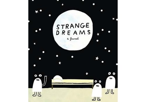 Chronicle Books Strange Dreams - A Journal