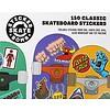 Laurence King Stickerbomb Skateboard