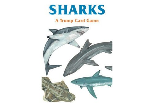 Laurence King Sharks - A Trump Card Game