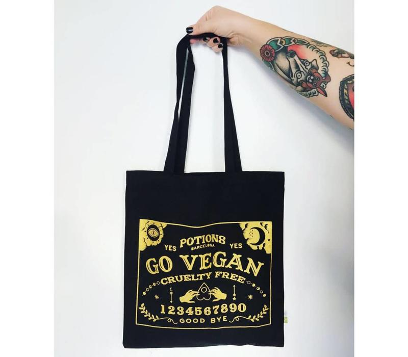 Potions - Go Vegan! Tote